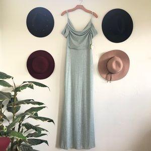 NEW Formal Mint Dress